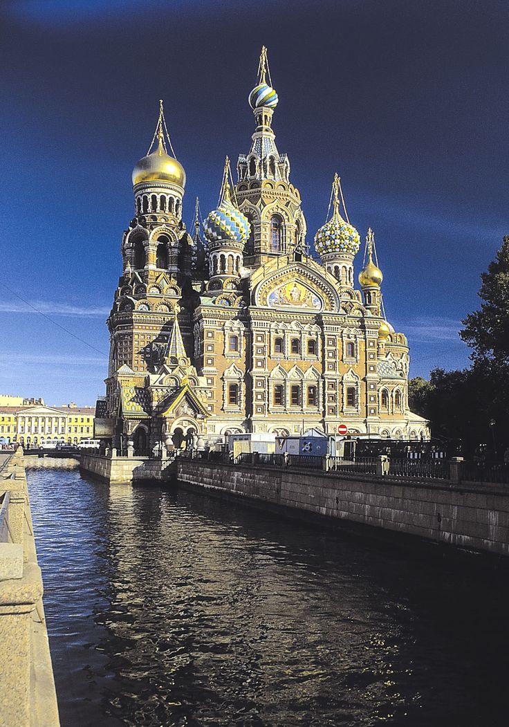 Saint Petersburg (San Petersburgo)