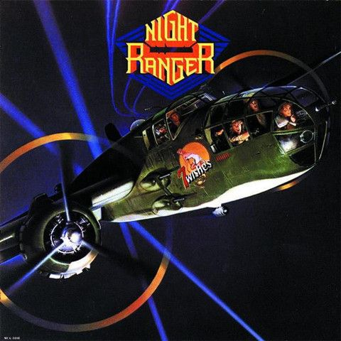 USED VINYL RECORD 12 inch 33 rpm vinyl LP Released in 1985, 7 Wishes is the third studio album by the band Night Ranger. MCA Records (MCA-5593) Side 1: Seven Wishes Four In The Morning I Need A Woman