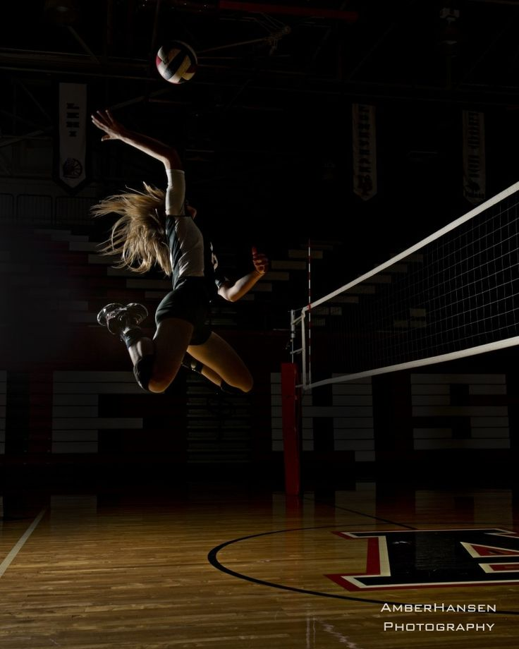 Volleyball: Utah High School Sports Photography- if only the pics in the yearbook looked like this