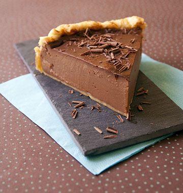 Flan pâtissier au chocolat - Ôdélices : Recettes de cuisine faciles et originales !