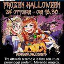#Frozen #Halloween                                                                                            #Extraball, Piazza Pio XI,31, Roma, Rm, Italia... #evento #bambini