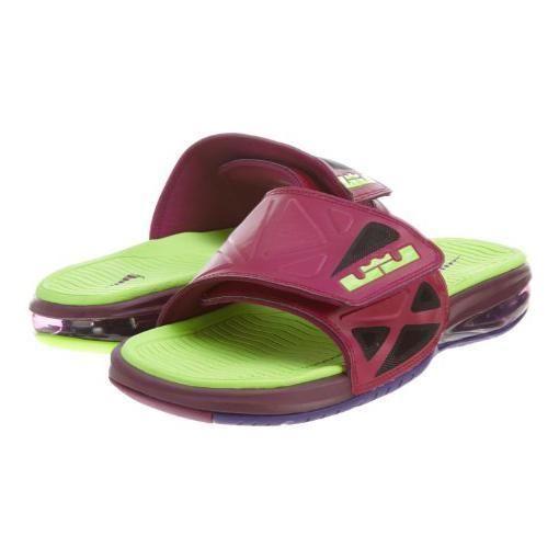 Nike Air Lebron 2 Slide Elite Mens Flip Flops 578251 630 Was $75 Size 14