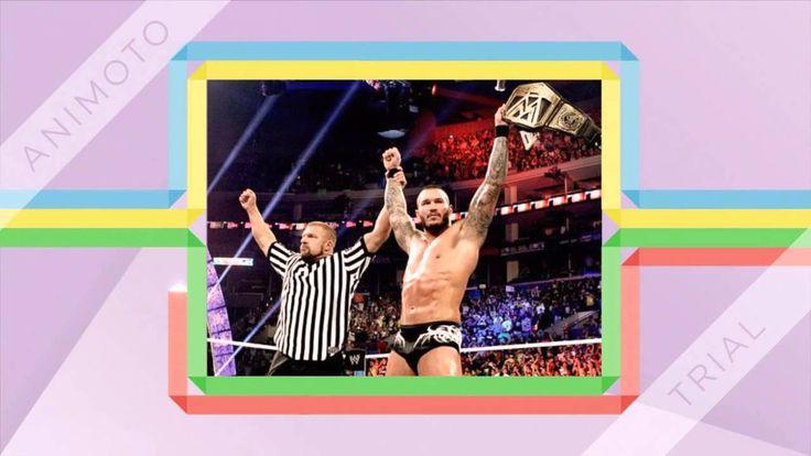 Randy Orton Memorable Momens