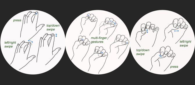 nailo手指滑鼠mit高新綠