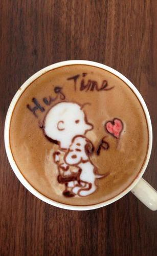 Latte Art→follow← my board ♡ͦ* ¢σffєє σвѕєѕѕє∂ ♡ͦ* @ ★☆Danielle ✶ Beasy☆★