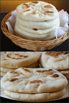 Pita Bread is a very easy to make, soft and delicious flatbread prepared using flour and served with falafel, hummus or even use it in sandwich. You can also bake them into crispy chips.