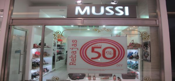 Mussi store