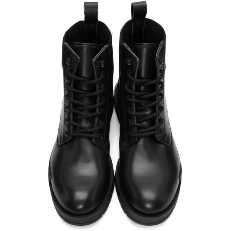 Kenzo - Black Rangers Boots