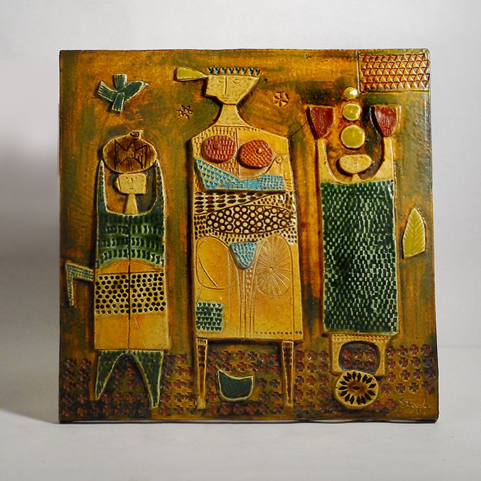 Stig Lindberg for Gustavsberg Sweden Stig lindberg Pottery art Ceramic sculpture