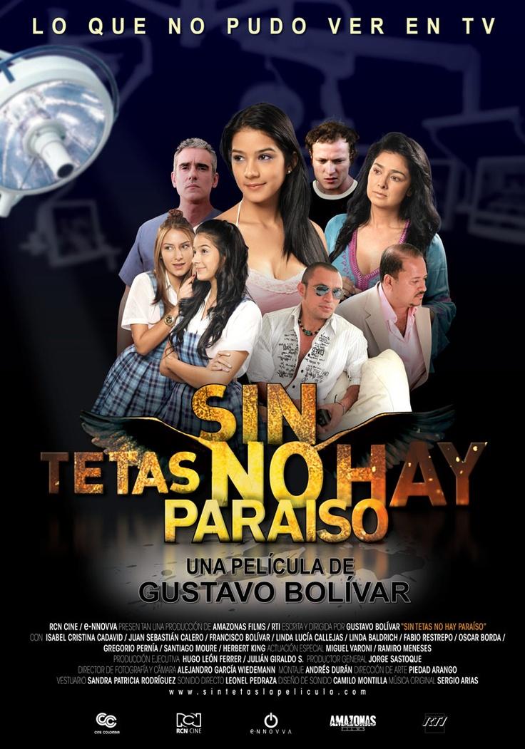 Sin tetas no hay paraíso, una película de la Semana del Cine Colombiano: http://www.mincultura.gov.co/semanadelcine/
