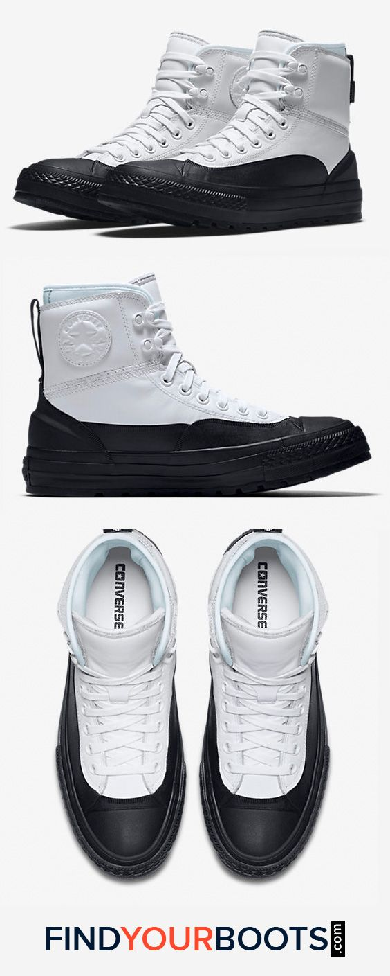 Converse Waterproof Chuck Taylor boot - Mens waterproof boots.