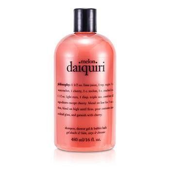 Melon Daiquiri Shampoo, Bath & Shower Gel - 473.1ml-16oz