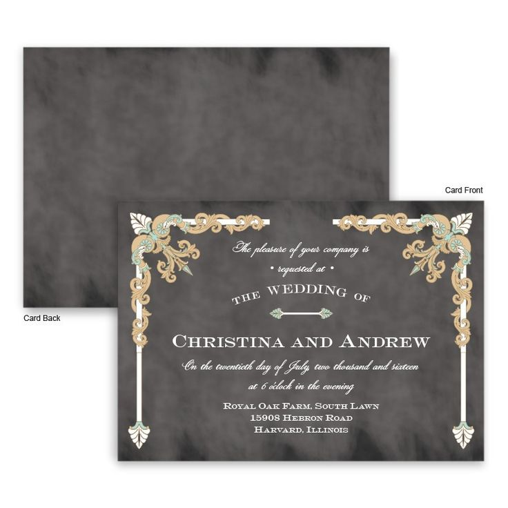 Best Invitations Images On   Invitation Cards