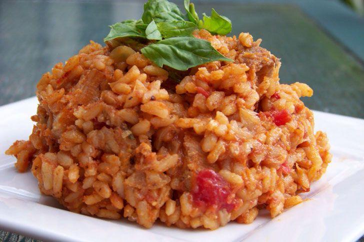 Recept na originální srbské rizoto, které zvládne připravit i kuchař začátečník.