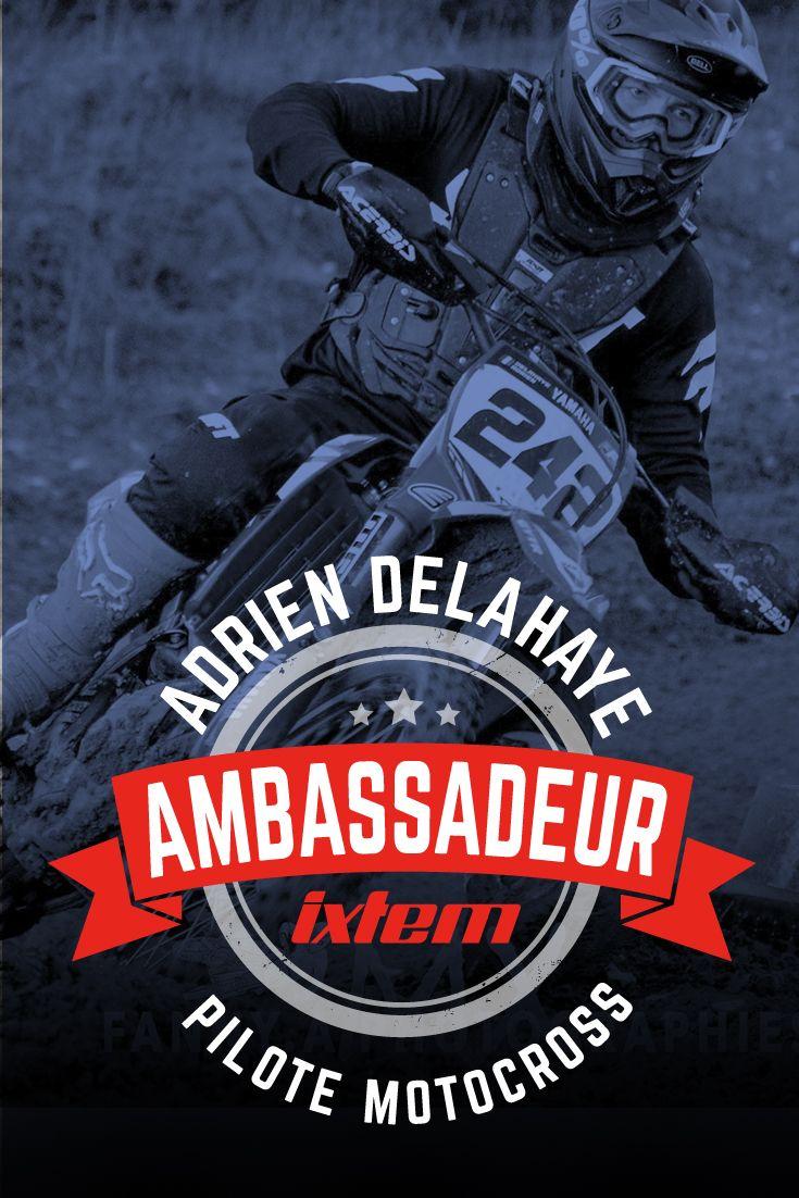 #motocross #moto #interview On peut être jeune et déjà afficher une belle maturité. C'est le cas du parisien Adrien Delahaye, qui porte sur son parcours et la vie en général un regard équilibré. Mais dès qu'il monte sur sa bécane de motocross, ne lui demandez plus d'être raisonnable!