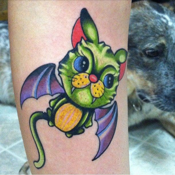Pin By Maureen Cape Cod On Tattoos For My Back In 2020 Kitten Tattoo Cat Tattoo Designs Wing Tattoo Designs
