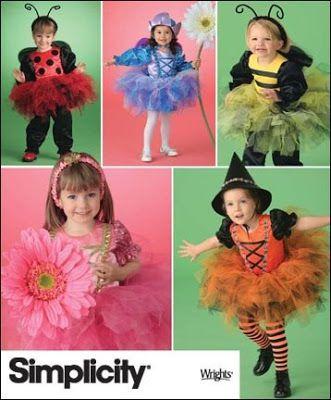 Patrones disfraz mariquita, calabaza, pato, bruja, conejo, hada y abeja para bebe | Trato o truco