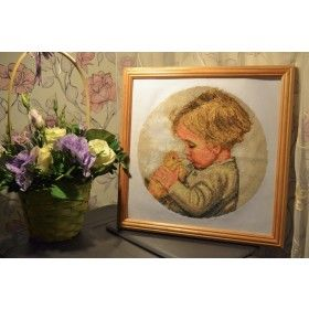 Мальчишка с утенком ручной работы - купить или сделать на заказ. Магазин рукоделия Крафтбург | арт.:4580