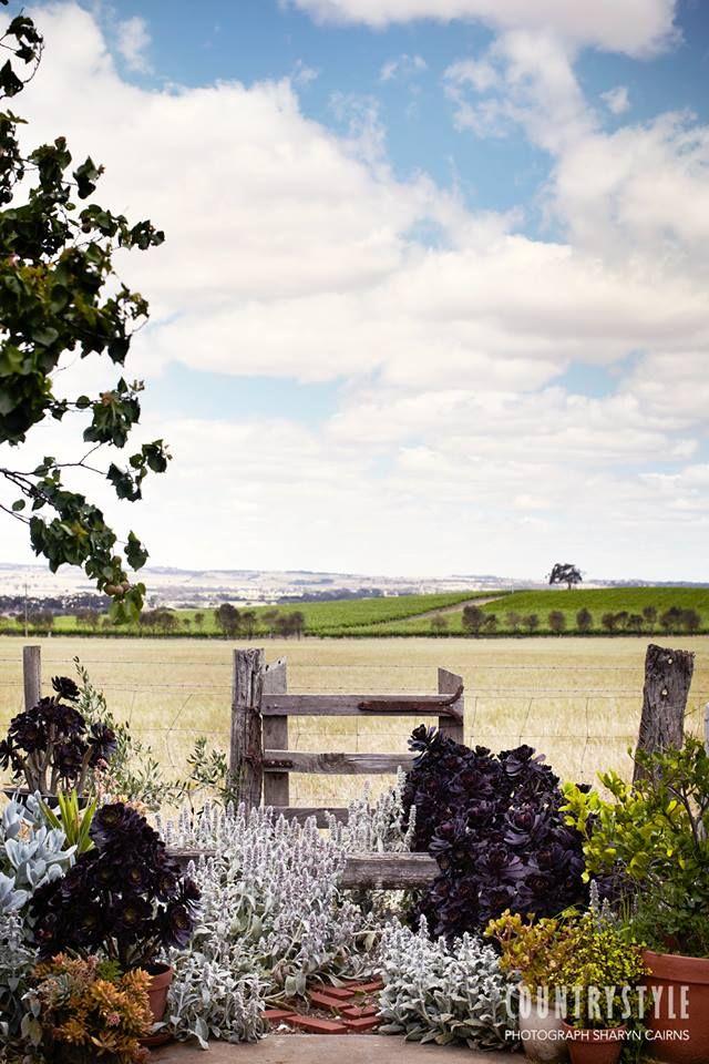 553 best country homes images on pinterest australian for Rural australian gardens
