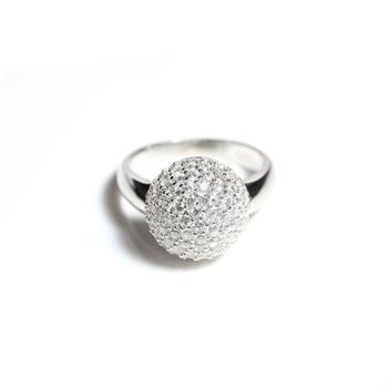 Beblue Jewellery Dome Ring