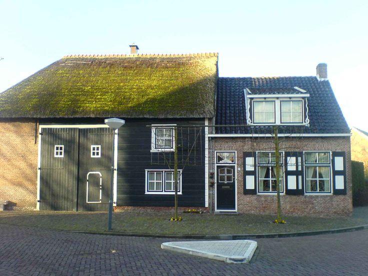 Boerderij in centrum Oostkapelle -