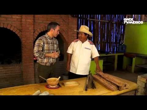 delicias de Oaxaca, México. Gastronomía prehispánica.