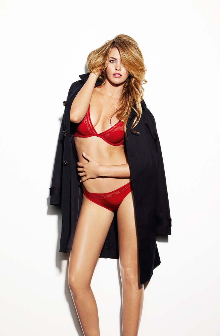 Jesinta Campbell for The Mens Shop http://www.themensshop.com.au/The-Rule-Book/