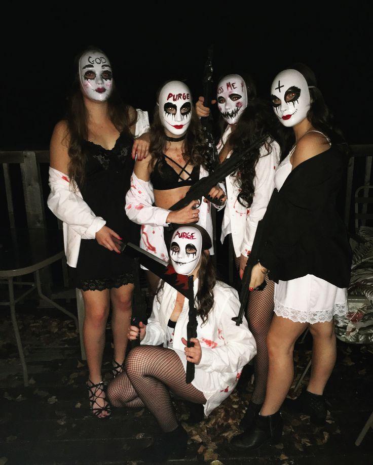 Bestie Halloween outfit (purge)