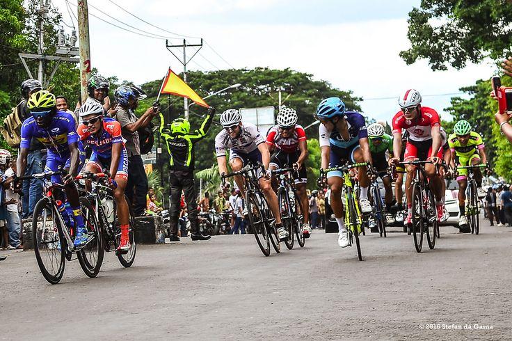 Tour de Flores 2016 Etape 1 : Larantuka - Maumere