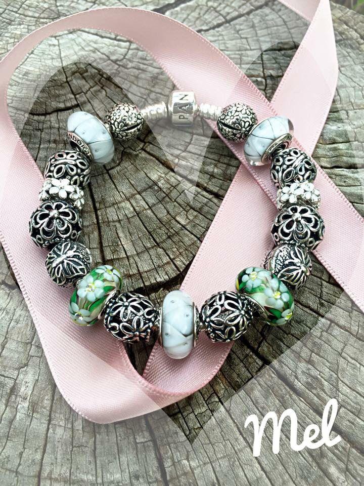 1758 best Pandora Bracelet Designs images on Pinterest