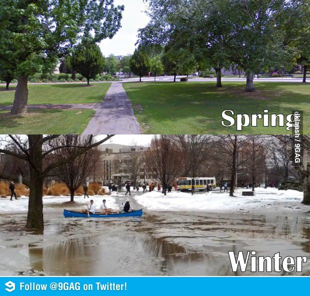 Seasons at McMaster University