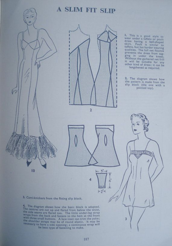 Vintage Sewing Book 1930s  30s Needlework Book  by sewmuchfrippery, $32.00
