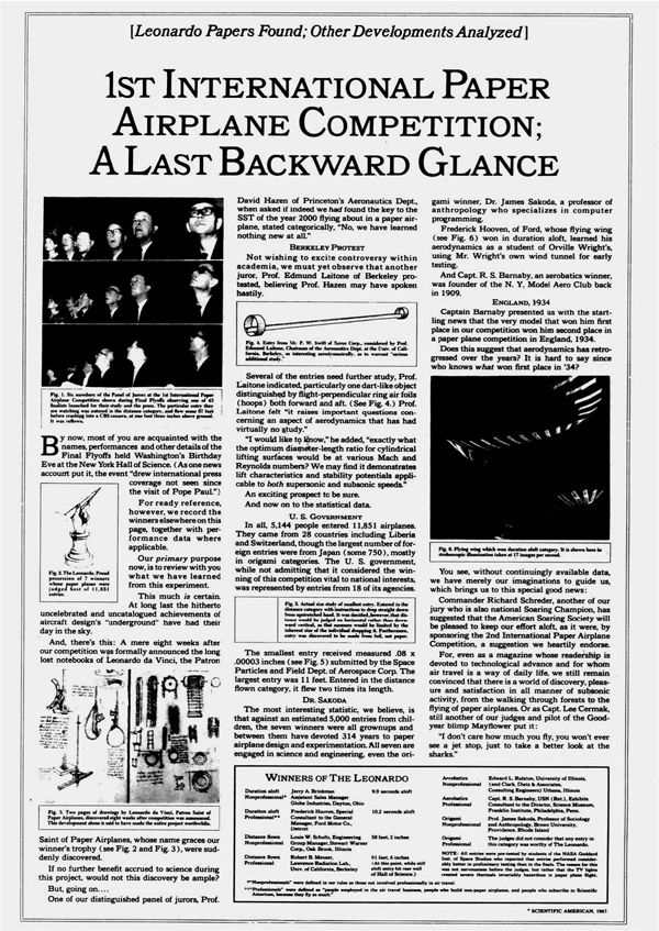 Airplane Ad - Howard Luck Gossage
