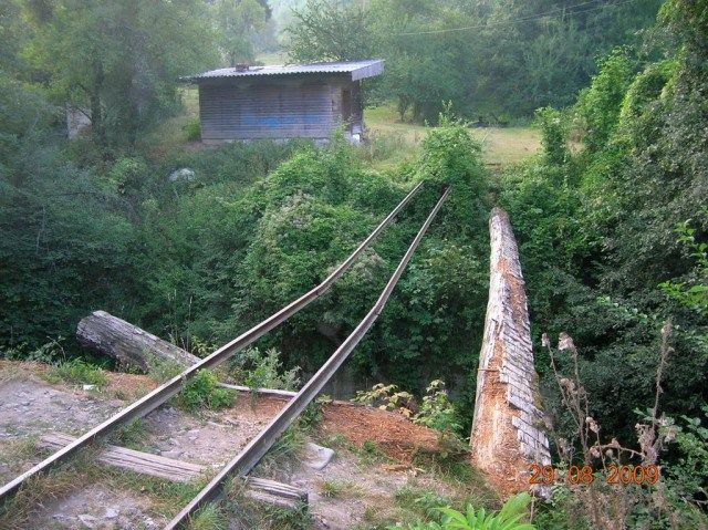 The Covasna Inclined Plane - An Ingenious Pulley System Forgotten by Ignorance - Explore like a Gipsy, Study like a Ninja
