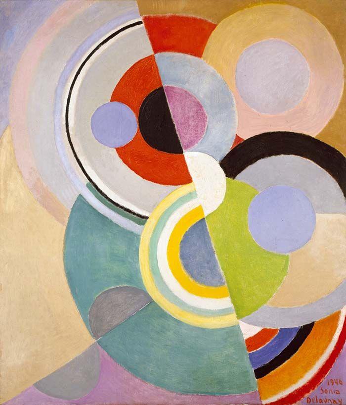 Pattern Power: Sonia Delaunay en la Tate Modern | itfashion.com