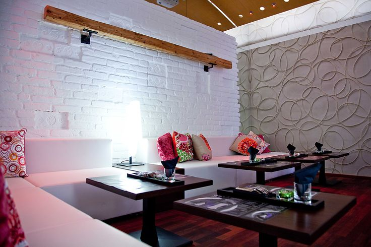 M Lounge White Room