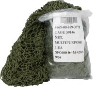 U.S. G.I. Survival/Multipurpose Net - $19.95 :: Colemans Military Surplus LLC - Your one-stop US and European Army/Navy surplus store with products for hunting, camping, emergency preparedness, and survival gear