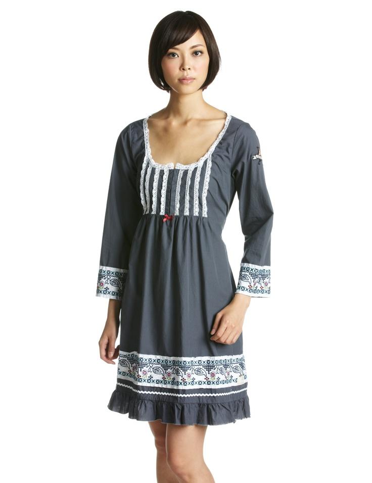Amazon: (オッドモーリー)Odd Molly シャツ 242 topping shirt M511-242