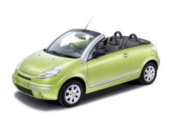 "Citroën C3 Pluriel ""Kiwi"" UK-spec '2007"
