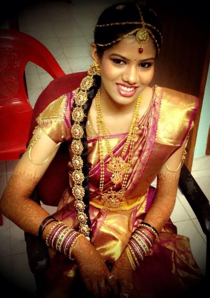 Indianbride Indian Wedding Hairstyle