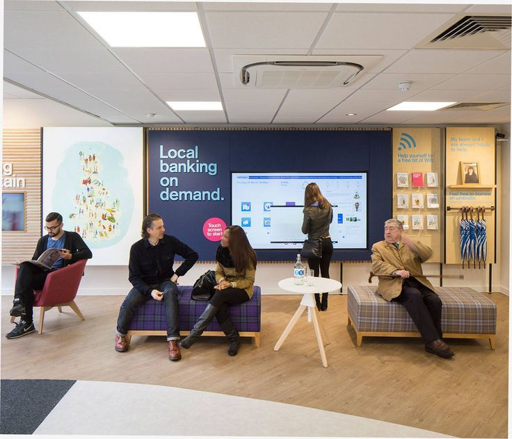 Tsb Enfield By Household Retail Space Design