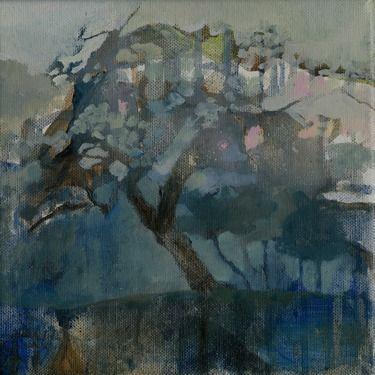 "Saatchi Online Artist Alexandra Kloppenburg; Painting, ""Tree"" #art"