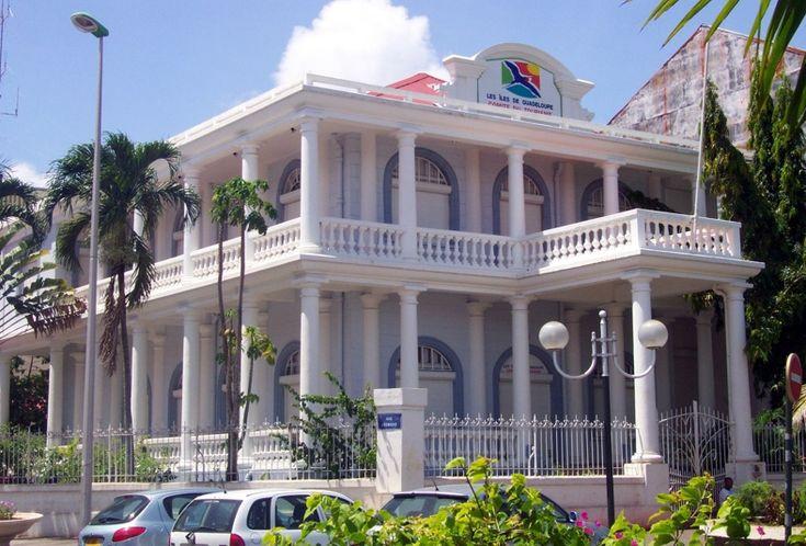 Pointe-a-Pitre Office du Tourisme - Pointe-a-Pitre, Guadeloupe