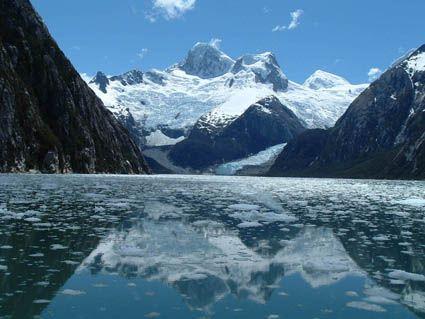 Glaciares Puerto Williams, el lugar más austral del mundo, Chile