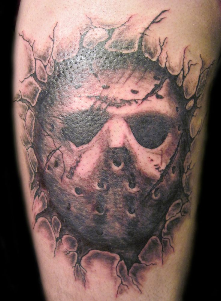 tattoo designs jason mask 587 x 760 47 kb jpeg best tattoo ideas friday the 13th tattoos. Black Bedroom Furniture Sets. Home Design Ideas