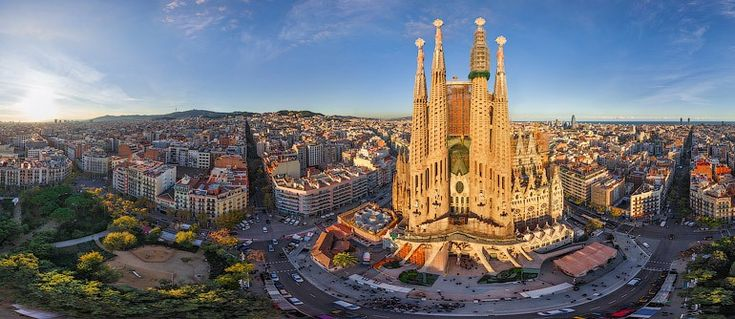Barcelona, Spain  The 12 Fascinating Destinations In Europe That You Really Should Visit • Page 2 of 7 • BoredBug