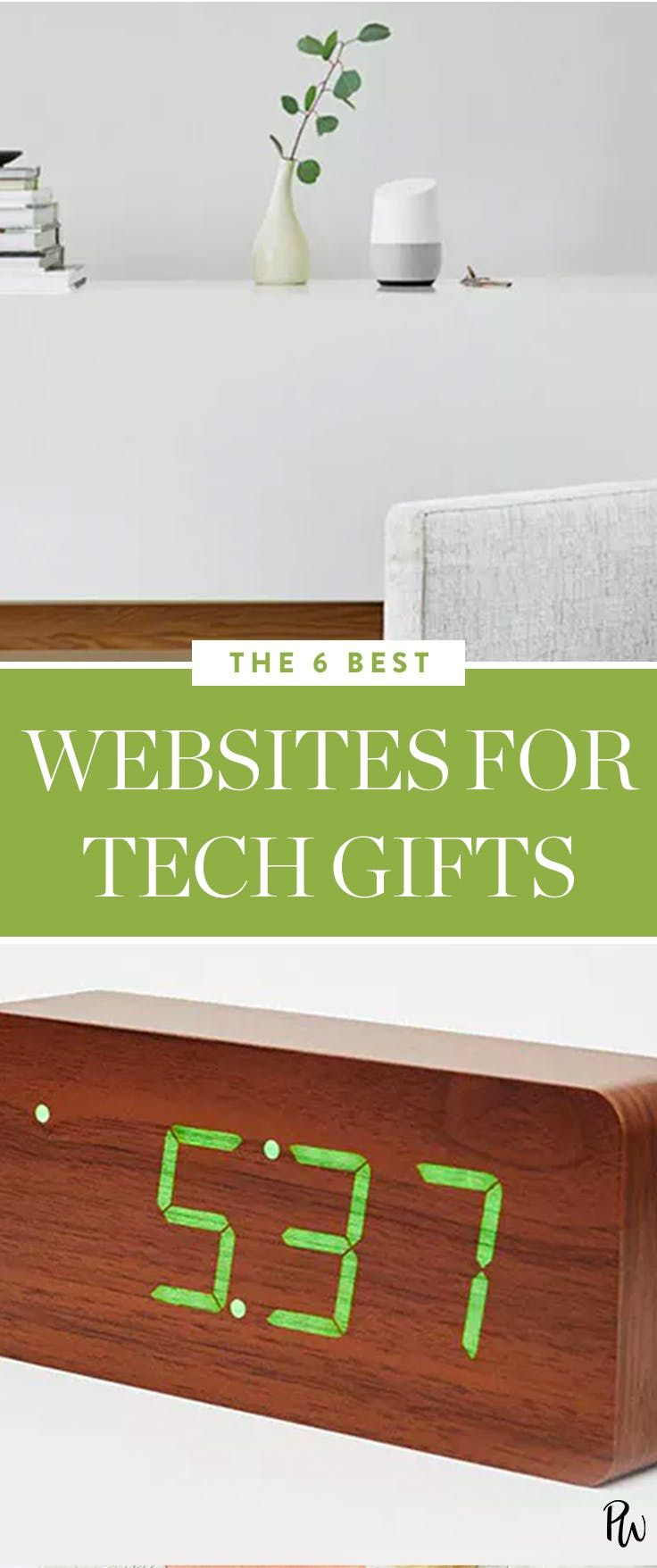 6 of the Best Websites for Tech Gifts | Gift Ideas For Her | Gifts ...