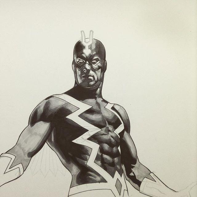 Mejores 385 imágenes de Inhumans en Pinterest | Arte de comics ...