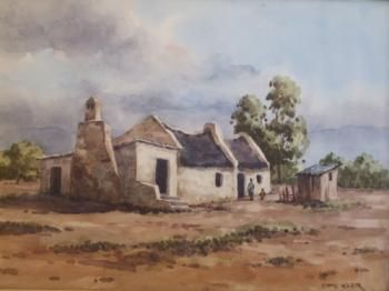 OTTO KLAR - SOUTH AFRICAN OLD MASTERS - House Of Ar & Framing - Garsfontein, Pretoria