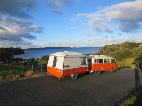 VW Camper Vans, Kombi Campervan Hire, Vanagon Camper Rentals in New Zealand